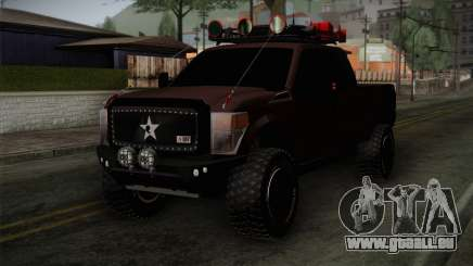 Ford F-250 pour GTA San Andreas