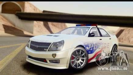 EFLC TBoGT Albany Police Stinger für GTA San Andreas