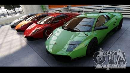 Forza Motorsport 5 Garage pour GTA 4