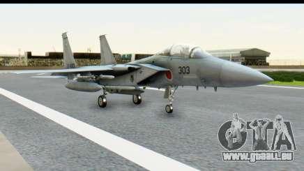 F-15J Mitsubishi Heavy Industries pour GTA San Andreas