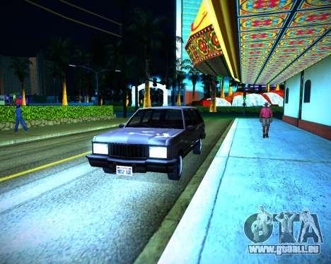 ENB GreenSeries für GTA San Andreas