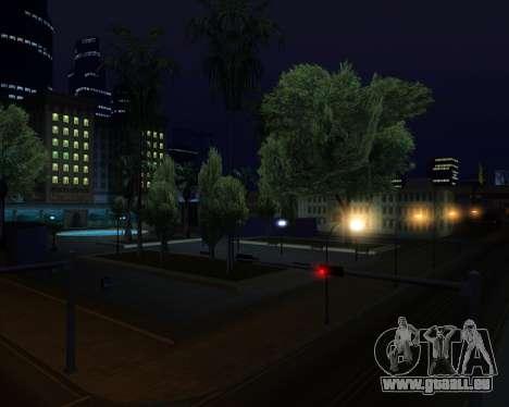 ENB Series New HD pour GTA San Andreas onzième écran