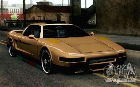 Infernus Edicte v2 pour GTA San Andreas