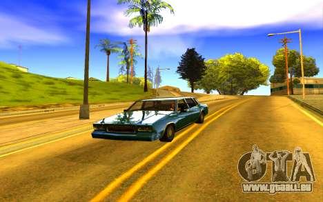 Colorful ENBSeries für GTA San Andreas dritten Screenshot