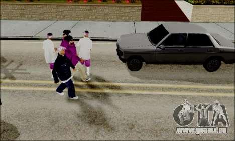 ENB für low PC für GTA San Andreas dritten Screenshot
