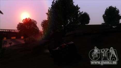 PhotoRealistic 2.0 Low settings pour GTA San Andreas cinquième écran