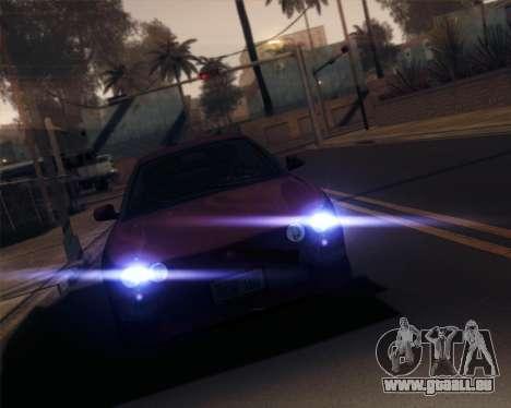 iNFINITY ENB pour GTA San Andreas sixième écran