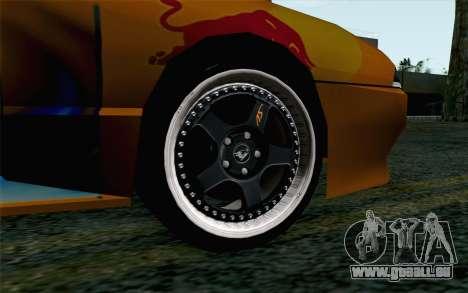 Nights Elegy pour GTA San Andreas sur la vue arrière gauche