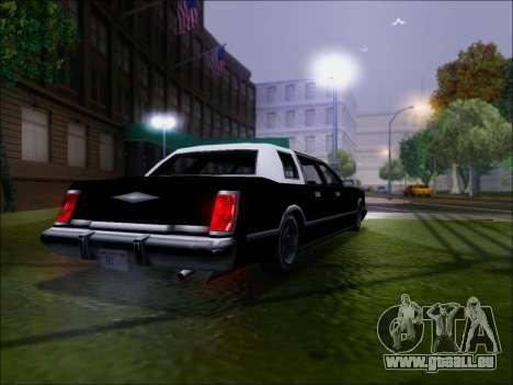 New Virgo für GTA San Andreas rechten Ansicht