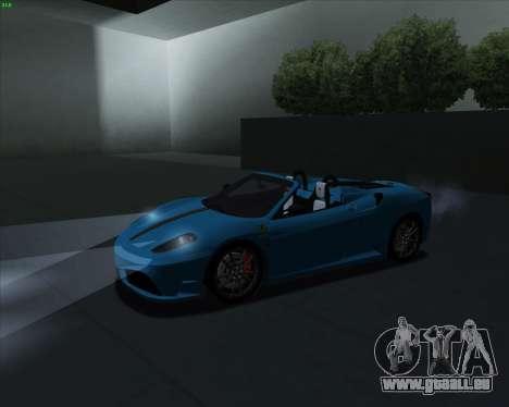 ENB Series for SAMP für GTA San Andreas fünften Screenshot
