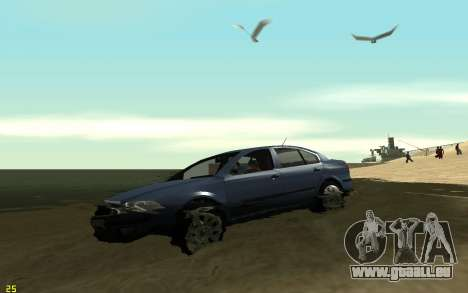 Real Water v1.2 pour GTA San Andreas