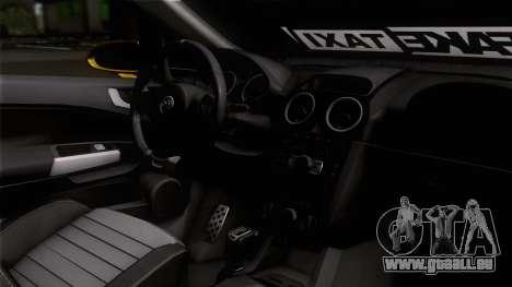 Opel Corsa OPC für GTA San Andreas rechten Ansicht