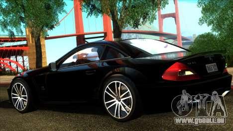 ENBSeries pour les faibles PC v5 pour GTA San Andreas septième écran