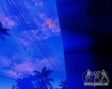 iNFINITY ENB pour GTA San Andreas deuxième écran