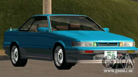 Nissan Leopard (F31) pour GTA San Andreas vue de droite