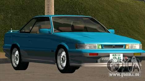 Nissan Leopard (F31) für GTA San Andreas rechten Ansicht