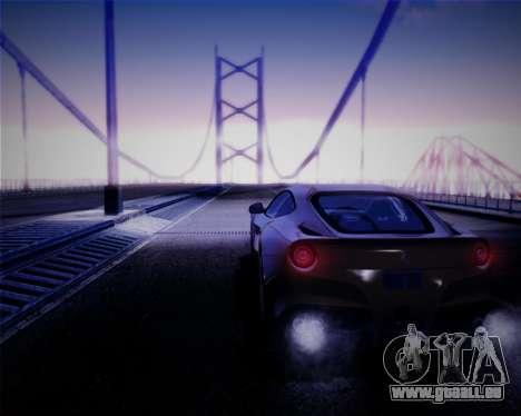 iNFINITY ENB pour GTA San Andreas cinquième écran