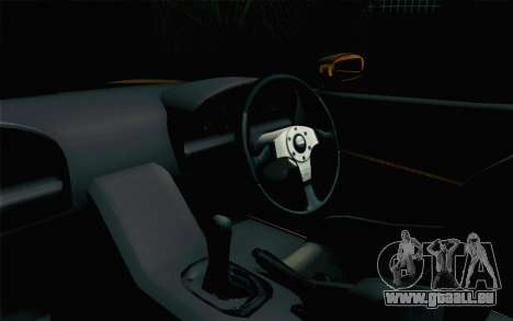 Mazda RX-7 Veilside Tokyo Drift pour GTA San Andreas vue de droite