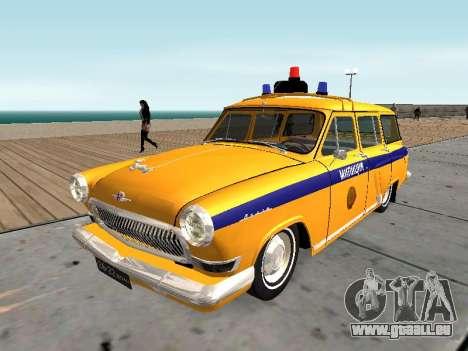 GAS-22 der sowjetischen Polizei für GTA San Andreas