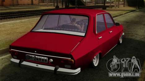 Dacia 1300 für GTA San Andreas linke Ansicht