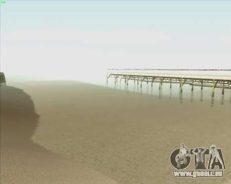 ENB Series for SAMP pour GTA San Andreas dixième écran