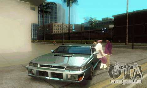 ENB Series Colorful for Low PC pour GTA San Andreas
