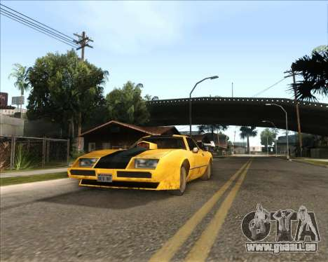 ENB v3.2.3 für GTA San Andreas zweiten Screenshot
