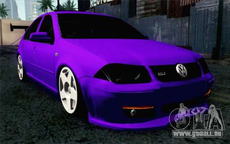 Volkswagen Jetta GLI 2010 TnTuning pour GTA San Andreas