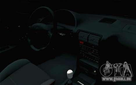Acura Integra Type R 2001 JDM pour GTA San Andreas vue de droite