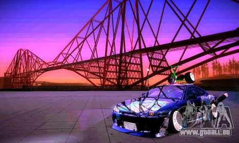ANCG ENB v2 pour GTA San Andreas douzième écran