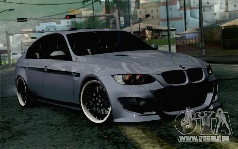 BMW M3 E90 Hamann für GTA San Andreas