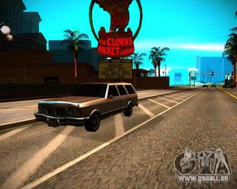 ENB GreenSeries pour GTA San Andreas dixième écran