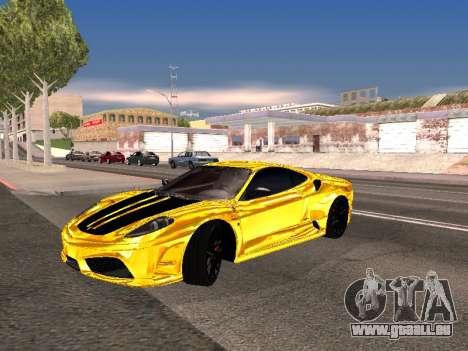 Ferrari F430 für GTA San Andreas