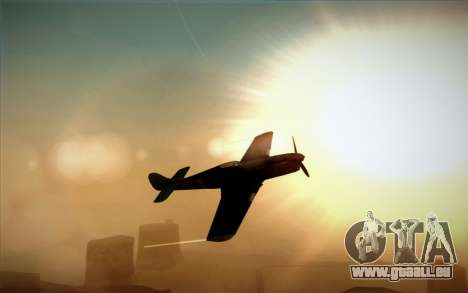 GTA 5 ENB by Dizz Nicca pour GTA San Andreas