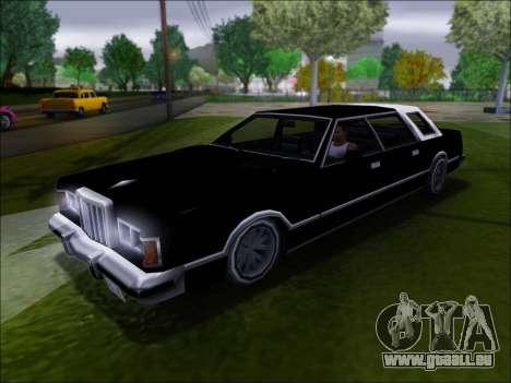New Virgo für GTA San Andreas