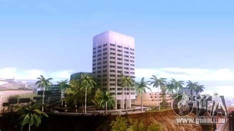 None Name ENB v1.0 pour GTA San Andreas quatrième écran