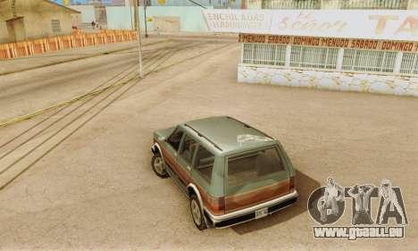 ENB Series v4.0 Final pour GTA San Andreas cinquième écran