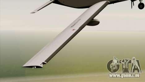 GTA 5 Velum pour GTA San Andreas vue de droite