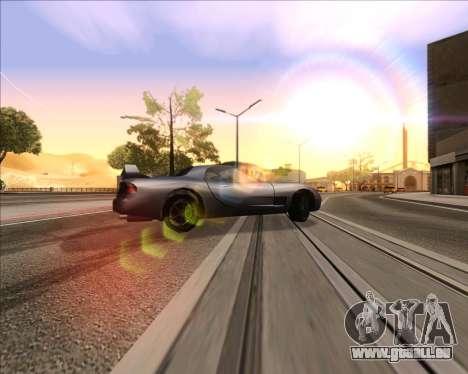 ENB v3.2.3 für GTA San Andreas dritten Screenshot
