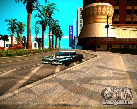 ENB GreenSeries pour GTA San Andreas cinquième écran