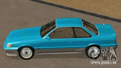 Nissan Leopard (F31) für GTA San Andreas linke Ansicht