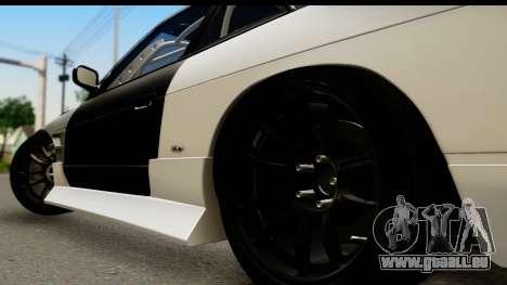 Nissan Silvia S13 Drift pour GTA San Andreas sur la vue arrière gauche