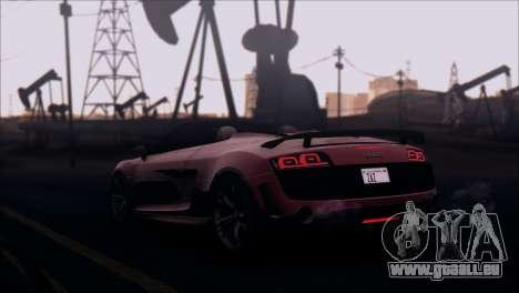 Strong ENB für GTA San Andreas dritten Screenshot