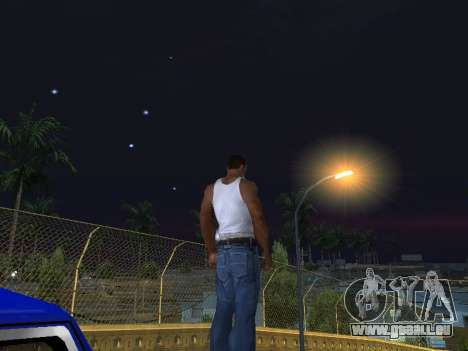 New Particle v0.9 Final pour GTA San Andreas