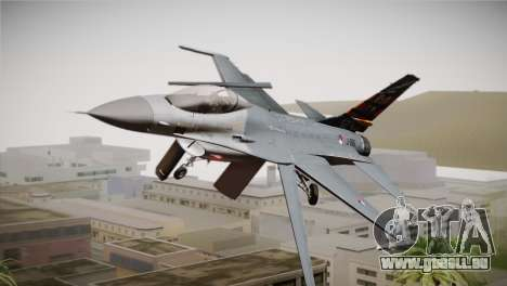 F-16 Fighting Falcon 50th Anniv. of Squadron 313 für GTA San Andreas