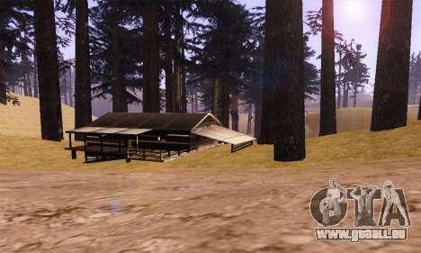 ENB Series v4.0 Final für GTA San Andreas zweiten Screenshot