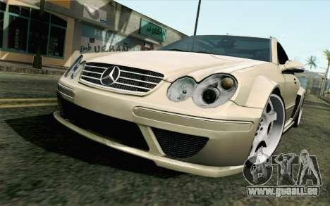 Mercedes-Benz CLK DTM 2004 für GTA San Andreas