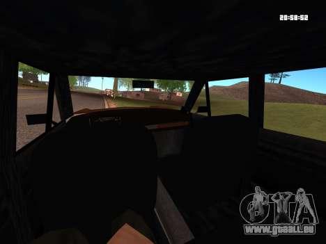 Rat Look Perennial pour GTA San Andreas vue de dessus
