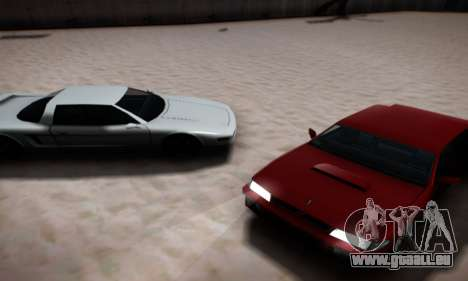 Formal ENB by HA v2.00 für GTA San Andreas dritten Screenshot