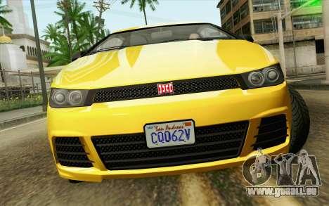 GTA V Dinka Blista IVF für GTA San Andreas